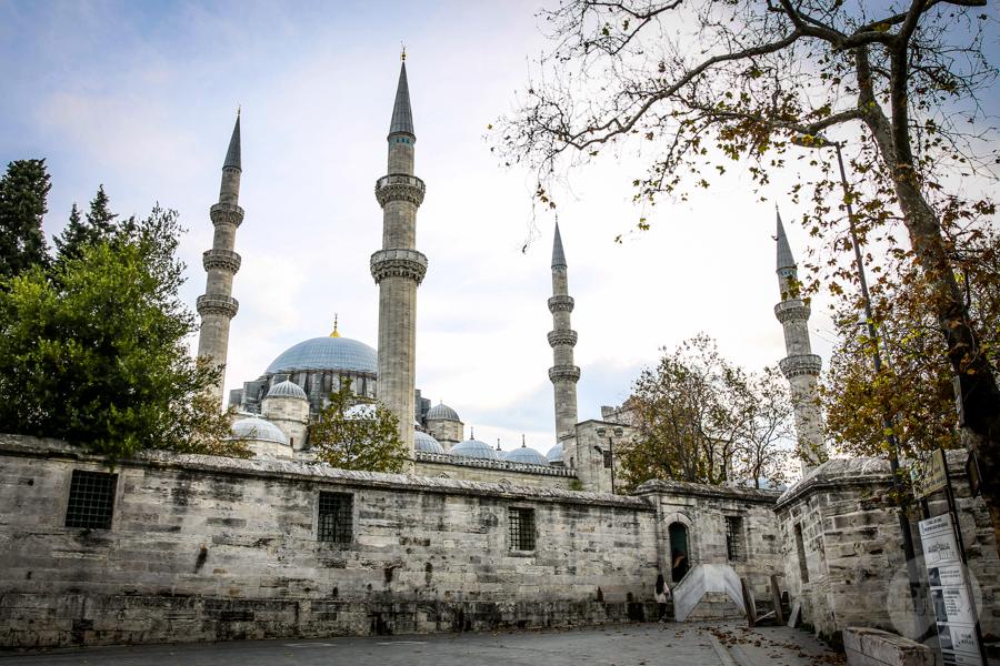 MeczetSulejmana 1 of 1 Półwysep Historyczny   największe zabytki i atrakcje Stambułu