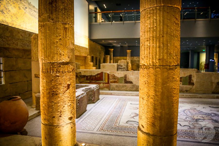 Muzeum Mozaiki Zeugma 14 of 33 Muzeum Mozaiki Zeugma w Gaziantep