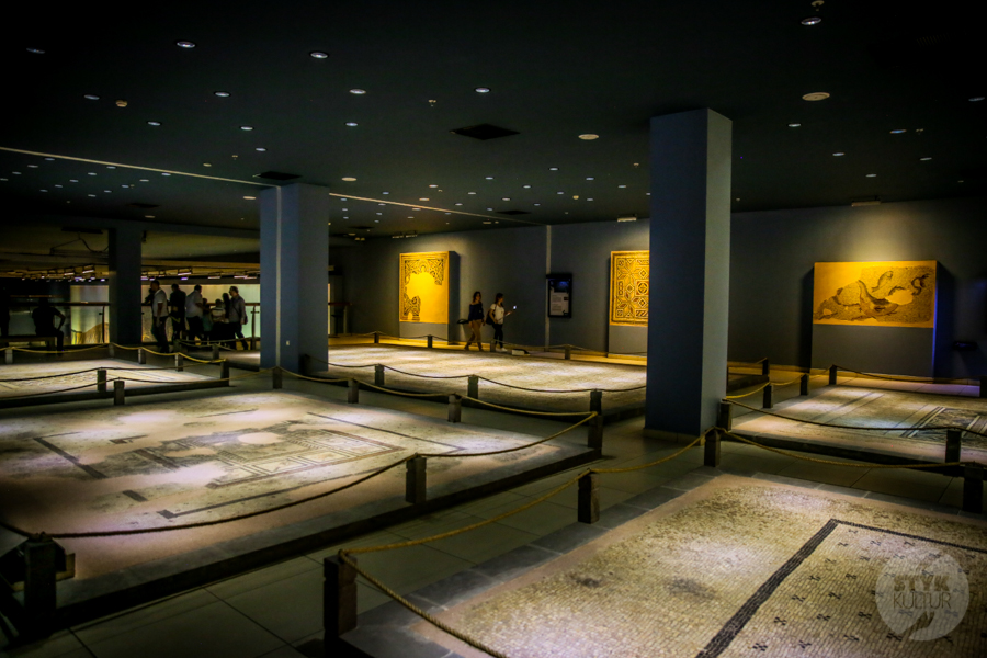 Muzeum Mozaiki Zeugma 19 of 33 Muzeum Mozaiki Zeugma w Gaziantep