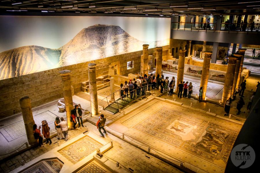 Muzeum Mozaiki Zeugma 21 of 33 Muzeum Mozaiki Zeugma w Gaziantep