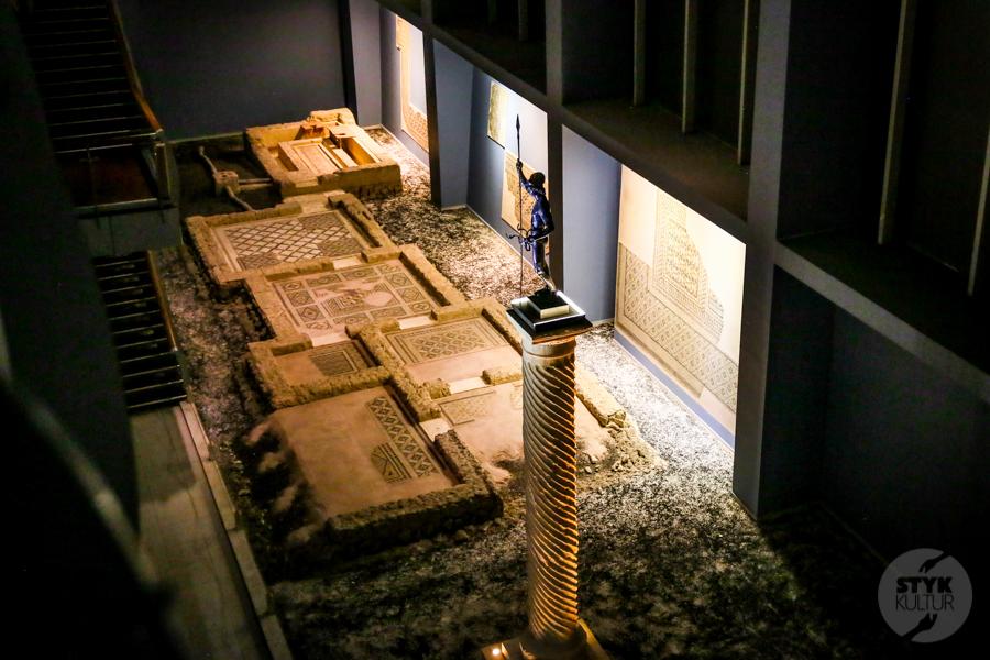 Muzeum Mozaiki Zeugma 22 of 33 Muzeum Mozaiki Zeugma w Gaziantep