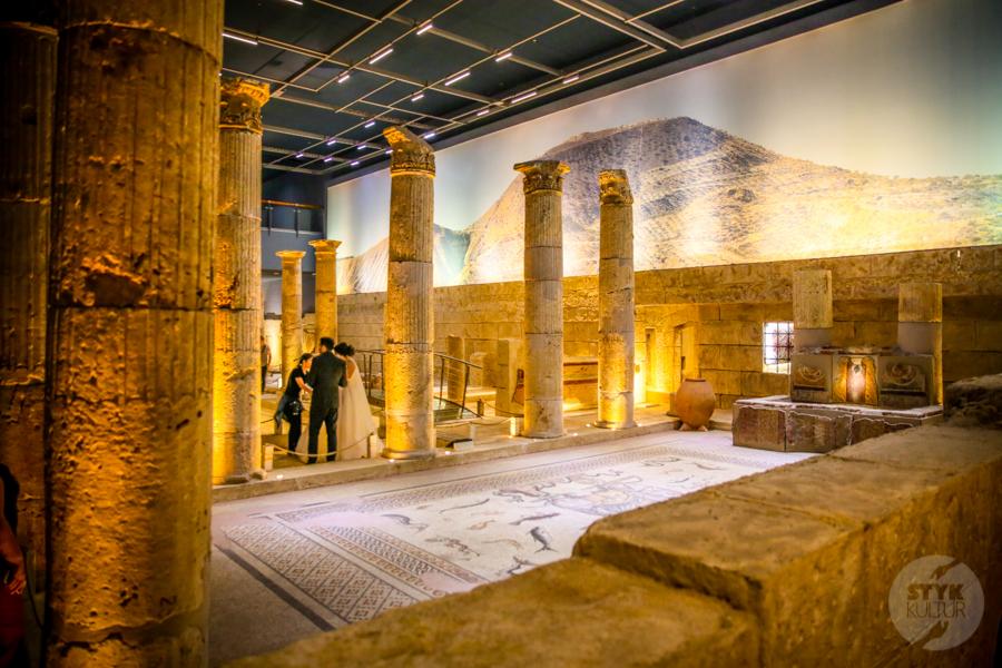 Muzeum Mozaiki Zeugma 25 of 33 Muzeum Mozaiki Zeugma w Gaziantep