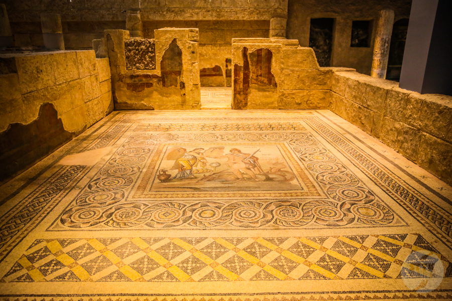 Muzeum Mozaiki Zeugma 26 of 33 Muzeum Mozaiki Zeugma w Gaziantep
