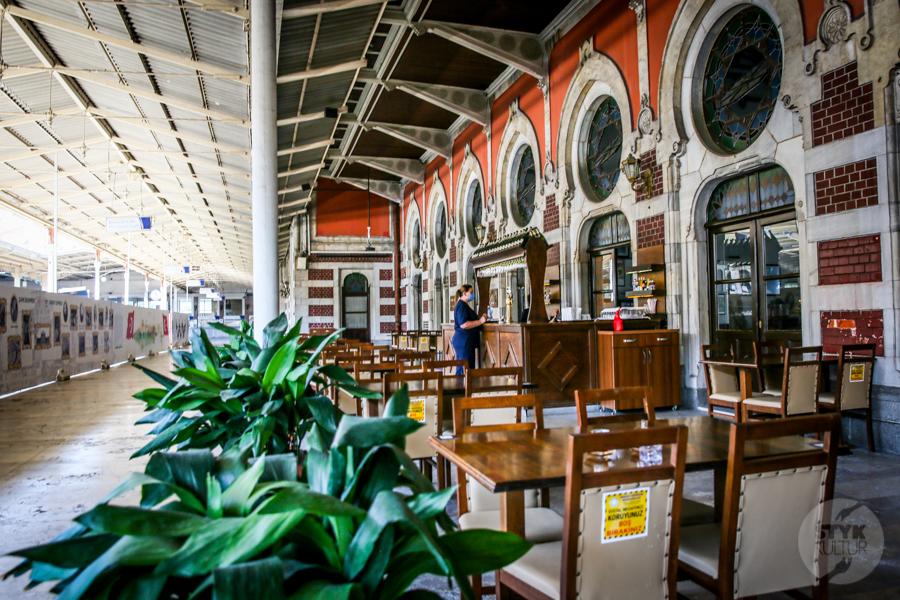 Muzuem Sirkeci 2 of 9 Dworzec Sirkeci   ostatnia stacja na trasie legendarnego Orient Expressu
