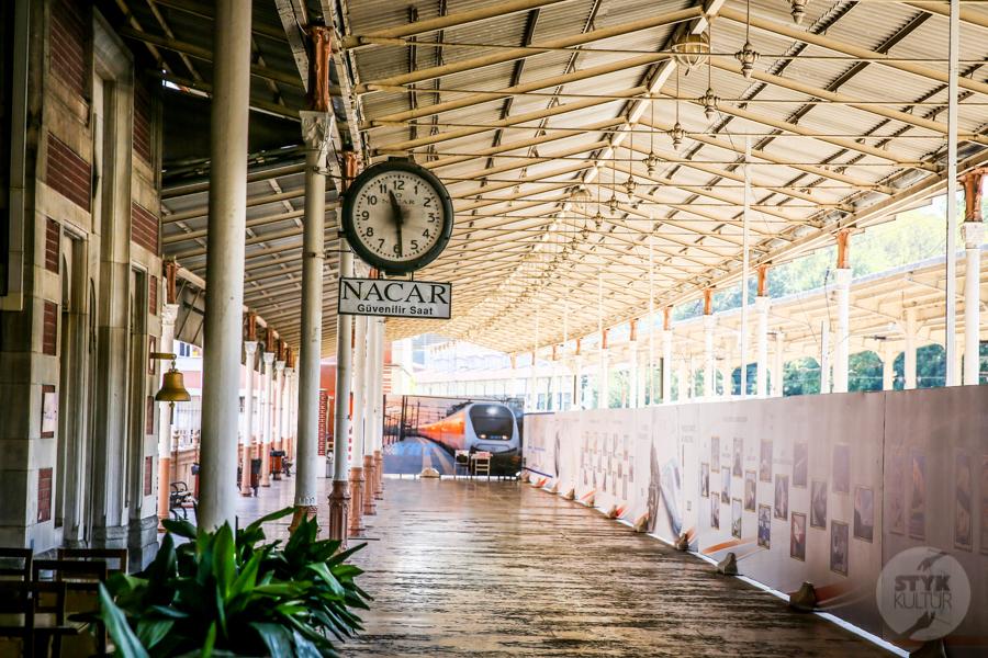 Muzuem Sirkeci 5 of 9 Dworzec Sirkeci   ostatnia stacja na trasie legendarnego Orient Expressu