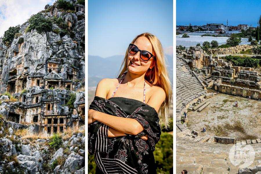 Myra Co warto zobaczyć w Turcji? Ranking Styku Kultur 2021!