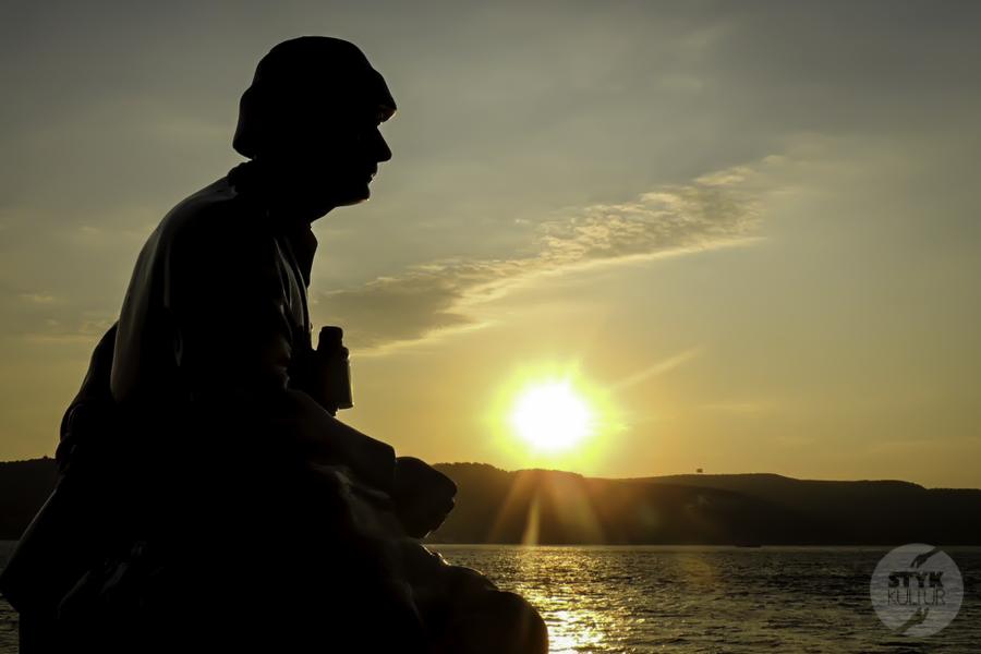 PomnikAtaturka Muzeum Canakkale 1 of 1 Bitwa o Gallipoli, bohaterski osmański siłacz i klęska Winstona Churchilla
