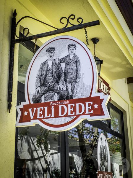 Turcja Bozcaada ValiDede 4 Co oferuje wyspiarska kuchnia prowincji Çanakkale? Smaki Bozcaady