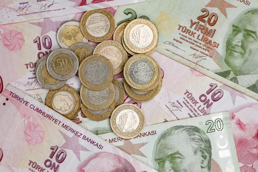 lira turecka waluta w turcji 1 Pieniądze w Turcji   waluta, wymiana w kantorze, płatności kartą Revolut, dolary & euro