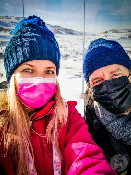 ErciyesSkiMerkezi Turcja 1 of 4 Narty w Turcji, rzut beretem od Kapadocji. Odwiedziliśmy Erciyes Ski Resort!
