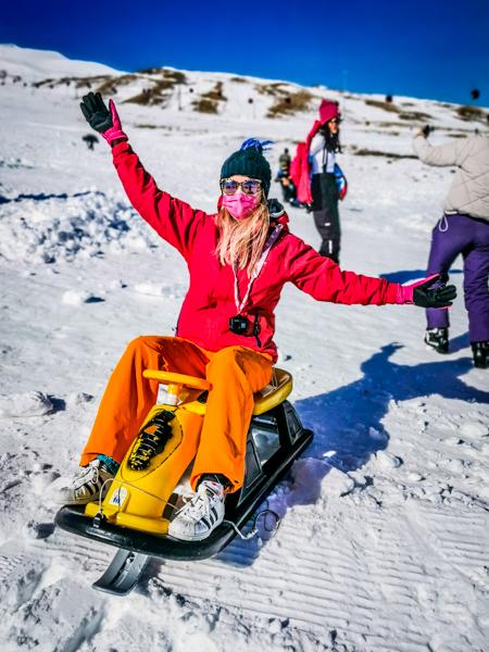 ErciyesSkiMerkezi Turcja 2 of 4 Narty w Turcji, rzut beretem od Kapadocji. Odwiedziliśmy Erciyes Ski Resort!