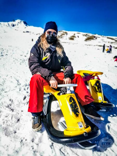 ErciyesSkiMerkezi Turcja 3 of 4 Narty w Turcji, rzut beretem od Kapadocji. Odwiedziliśmy Erciyes Ski Resort!