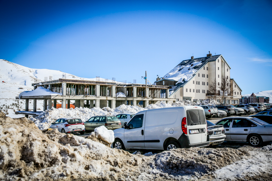 ErciyesSkiMerkezi Turcja 31 of 47 Narty w Turcji, rzut beretem od Kapadocji. Odwiedziliśmy Erciyes Ski Resort!