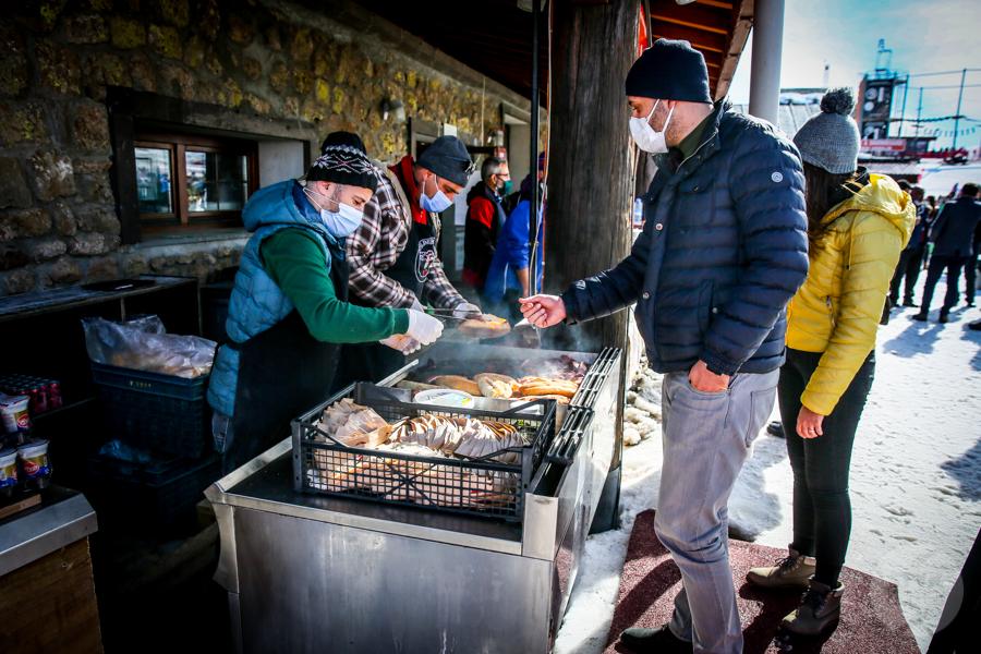 ErciyesSkiMerkezi Turcja 35 of 47 Narty w Turcji, rzut beretem od Kapadocji. Odwiedziliśmy Erciyes Ski Resort!