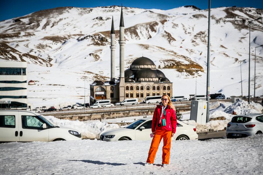 ErciyesSkiMerkezi Turcja 38 of 47 1 Narty w Turcji, rzut beretem od Kapadocji. Odwiedziliśmy Erciyes Ski Resort!