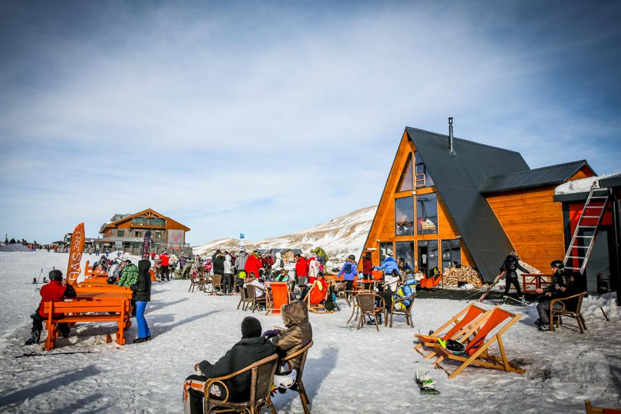 ErciyesSkiMerkezi Turcja 46 of 47 Narty w Turcji, rzut beretem od Kapadocji. Odwiedziliśmy Erciyes Ski Resort!