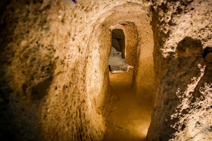 Kapadocja Turcja 14 of 62 Z wizytą w Kapadocji, baśniowej krainie wykutej w skale