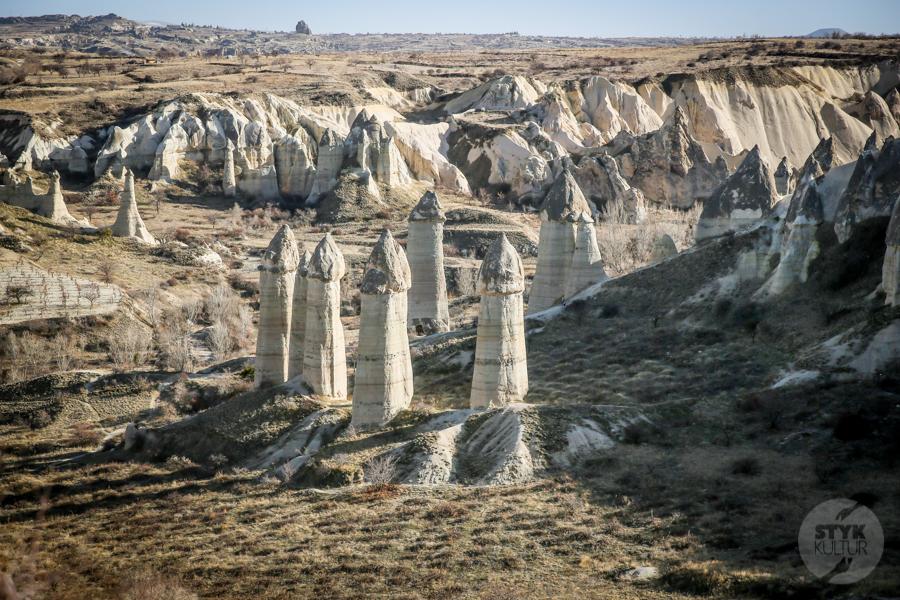 Kapadocja Turcja 43 of 62 Z wizytą w Kapadocji, baśniowej krainie wykutej w skale