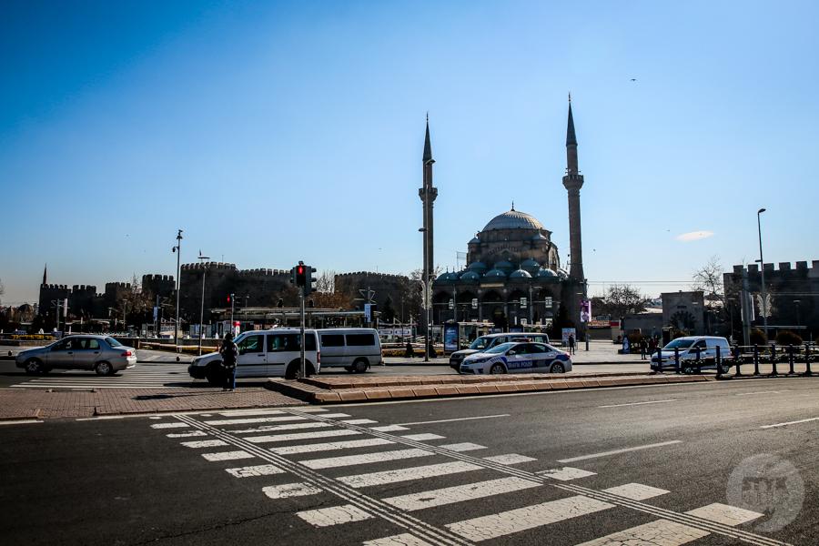 Kayseri Turcja 15 Kayseri   anatolijska stolica handlu i  centrum tureckiego narciarstwa