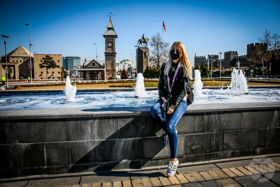 Kayseri Turcja 16 1 Kayseri   anatolijska stolica handlu i  centrum tureckiego narciarstwa