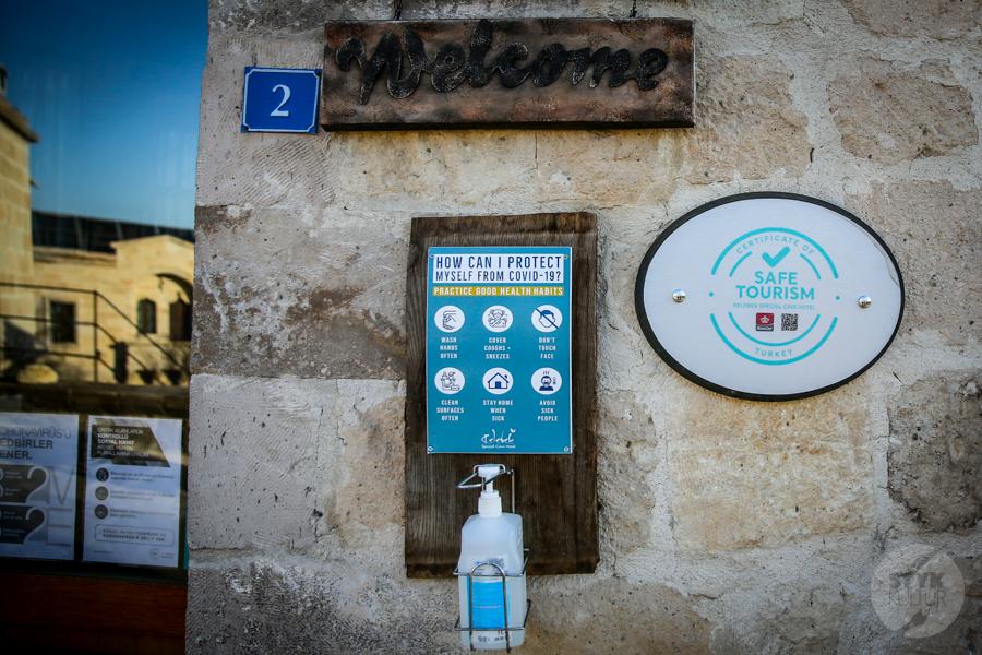 SafeTourism 1 of 1 #SafeTourism, czyli zwiedzaj Turcję bezpiecznie! Certyfikat Bezpiecznej Turystyki