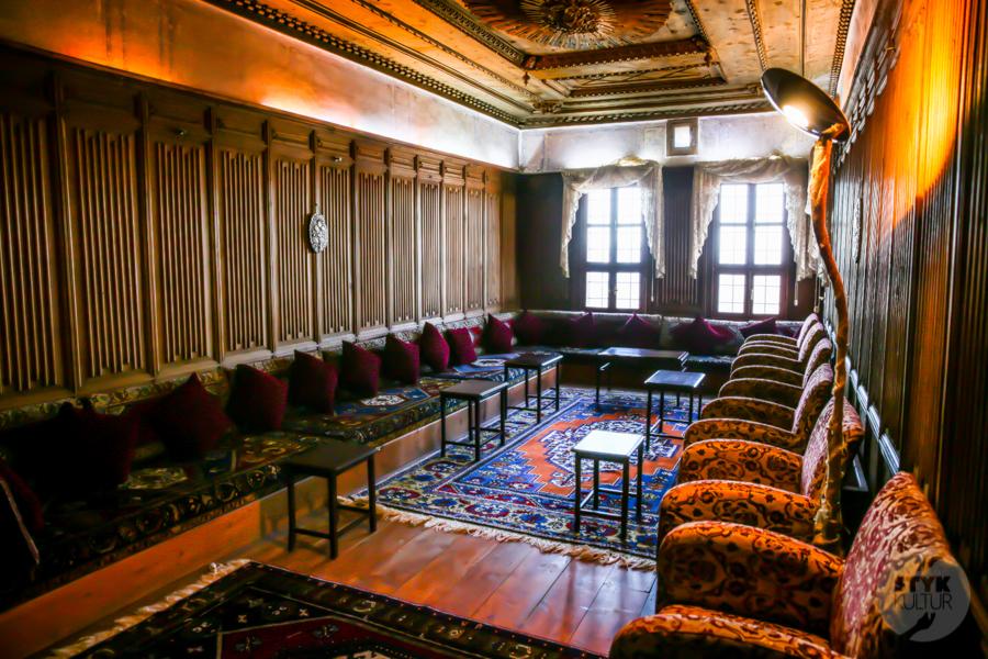 Talas 7 of 21 1 Atrakcje Kayseri: Dom Kultury i Sztuki im. Yamana Dede w Talas