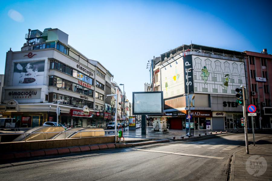 Turcja koronawirus marzec 1 of 1 Turcja zapowiada stopniową normalizację obostrzeń od 1 marca. Kolorystyczna klasyfikacja prowincji