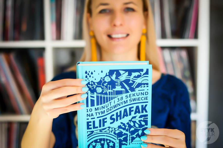 ElifSafak 10m 1 of 1 Elif Şafak   10 minut i 38 sekund na tym dziwnym świecie   recenzja książki + KONKURS dla czytelników Styku Kultur