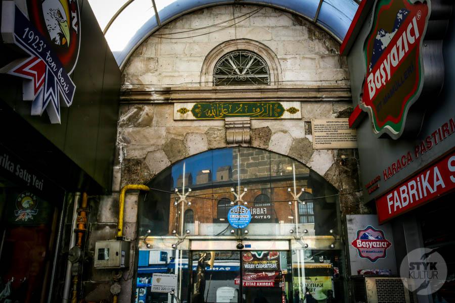 Kayseri bazar 5 of 5 Drugi największy historyczny bazar Turcji: 800 letni Kayseri Çarşısı