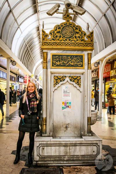 Kayseri bazar 9 of 21 Drugi największy historyczny bazar Turcji: 800 letni Kayseri Çarşısı