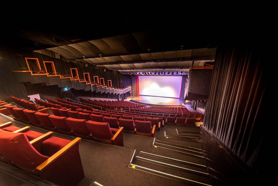 KinoAtlas Stambul 3 of 13 Nowe miejsca na mapie Stambułu. Kino Atlas i Muzeum Kinematografii czekają na gości