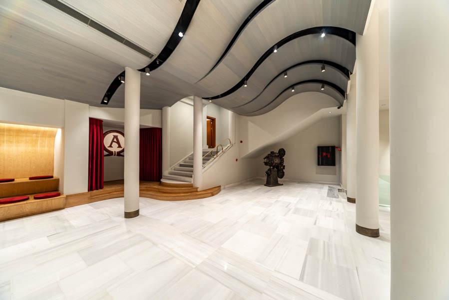 KinoAtlas Stambul 6 of 13 Nowe miejsca na mapie Stambułu. Kino Atlas i Muzeum Kinematografii czekają na gości