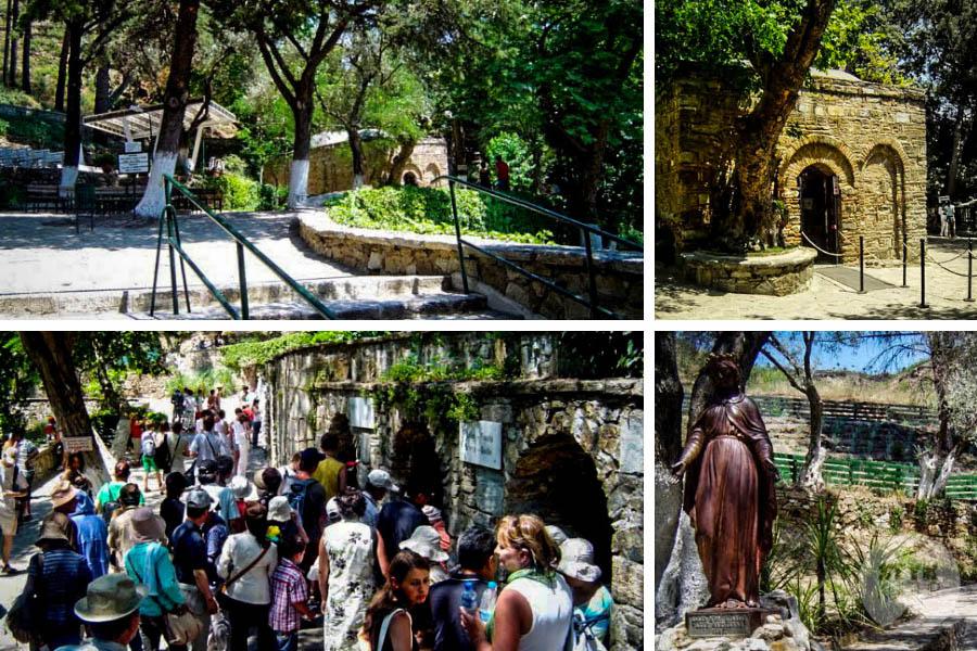 Meryemana 1 of 1 Czy w Turcji celebruje się Wielkanoc? Miejsca nabożeństw & przepis na Paskalya çöreği