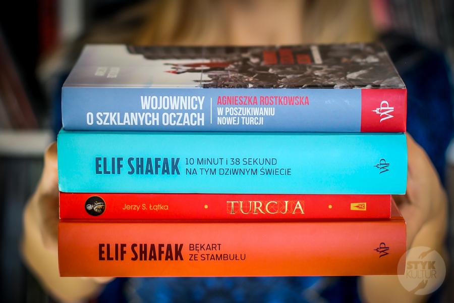 WydawnictwoPoznanskie Turcja 1 of 1 4 książki, które zachwycą każdego miłośnika Turcji!