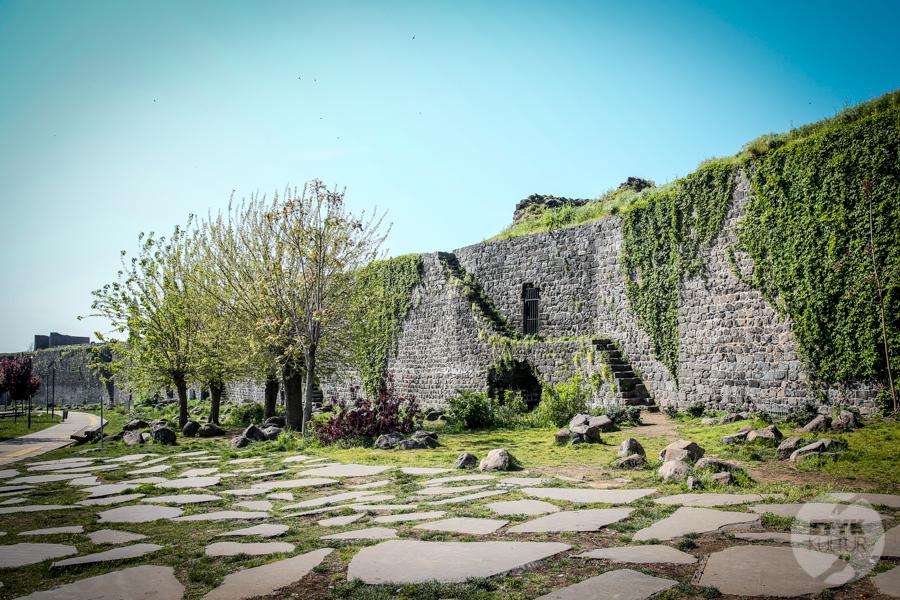 Diyarbakir Turcja 2 of 8 W Diyarbakır odkryto ulicę z czasów rzymskich, liczącą ponad 2000 lat