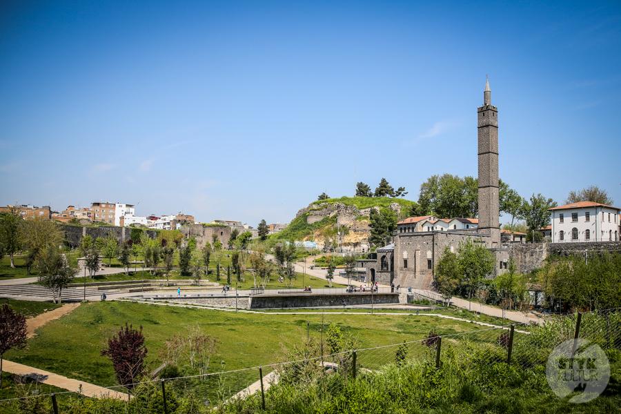 Diyarbakir Turcja 8 of 8 W Diyarbakır odkryto ulicę z czasów rzymskich, liczącą ponad 2000 lat