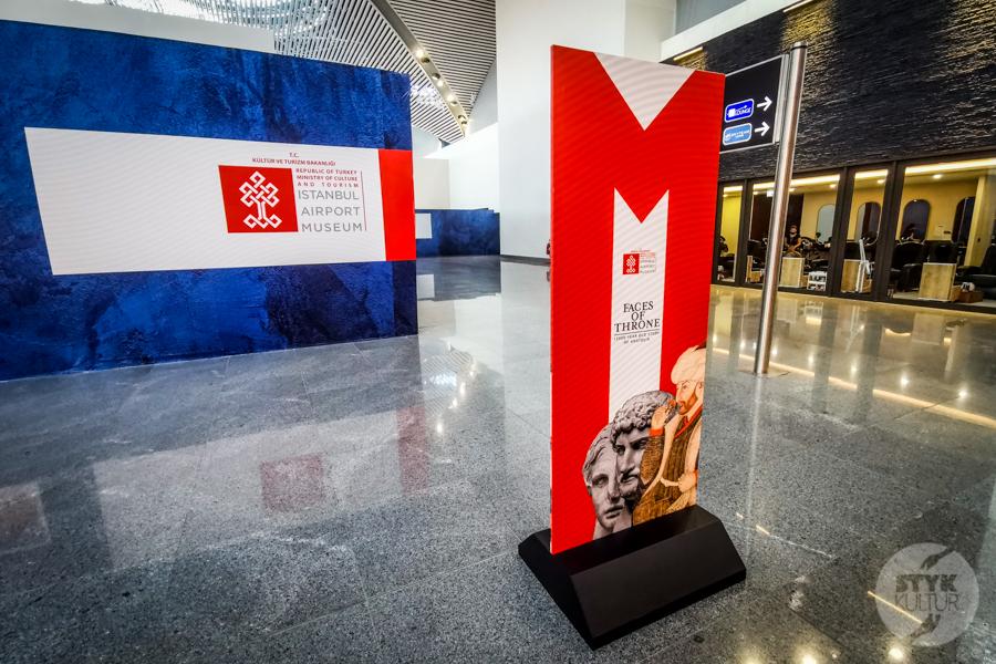 Muzeum Lotnisko Stambul 1 of 3 Nudzisz się na lotnisku w Stambule? Zajrzyj do Istanbul Airport Museum i poznaj historię cywilizacji anatolijskich!