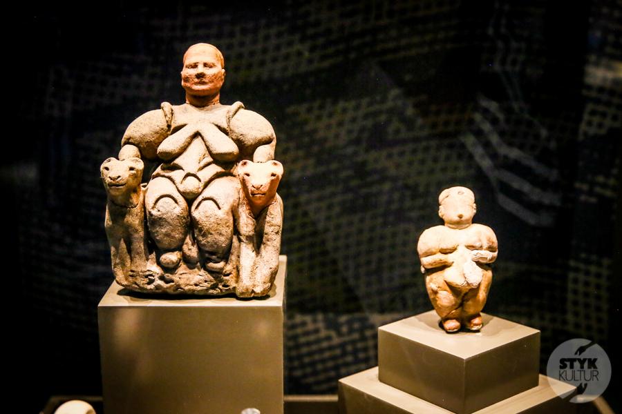 Muzeum Lotnisko Stambul 4 of 15 Nudzisz się na lotnisku w Stambule? Zajrzyj do Istanbul Airport Museum i poznaj historię cywilizacji anatolijskich!