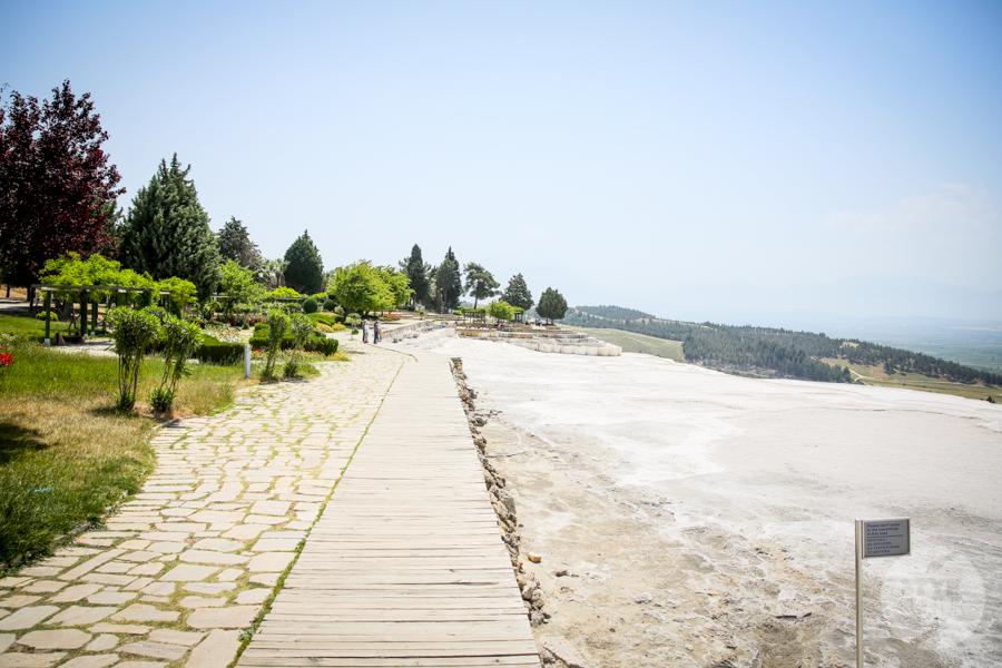 Pamukkale Turcja 11 of 25 Pamukkale   unikatowy cud natury i popularna wycieczka fakultatywna w Turcji