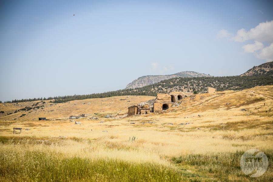 Pamukkale Turcja 6 of 25 Pamukkale   unikatowy cud natury i popularna wycieczka fakultatywna w Turcji