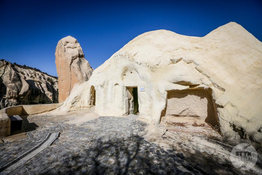 Kapadocja Goreme Muzeum 18 of 28 Park Narodowy Göreme / Göreme Açık Hava Müzesi [Atrakcje Kapadocji]