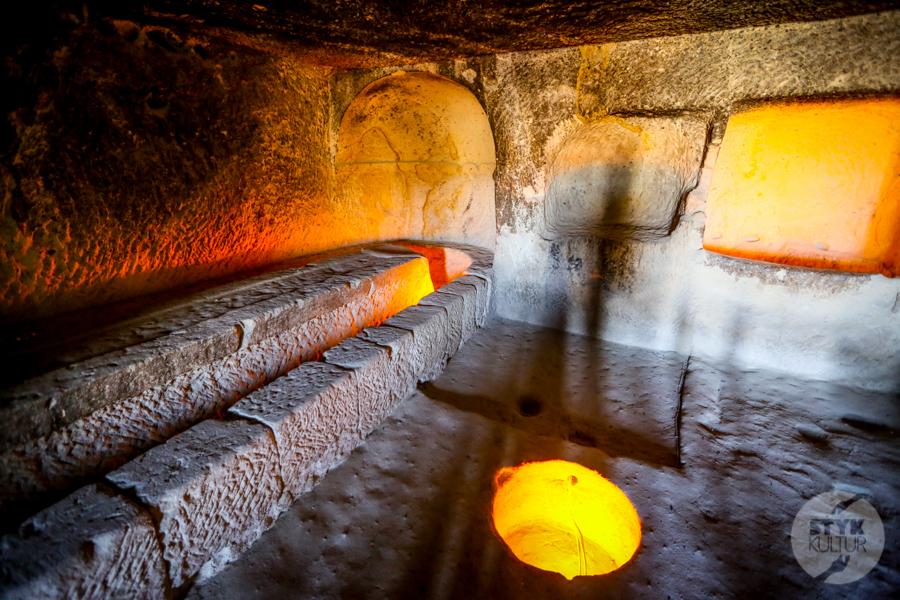 Kapadocja Goreme Muzeum 21 of 28 Park Narodowy Göreme / Göreme Açık Hava Müzesi [Atrakcje Kapadocji]