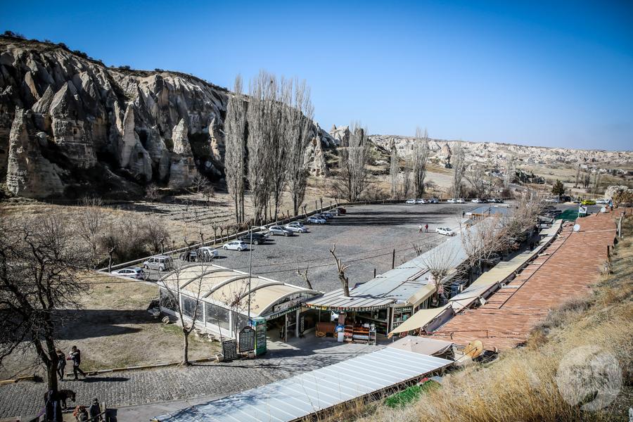 Kapadocja Goreme Muzeum 26 of 28 Park Narodowy Göreme / Göreme Açık Hava Müzesi [Atrakcje Kapadocji]
