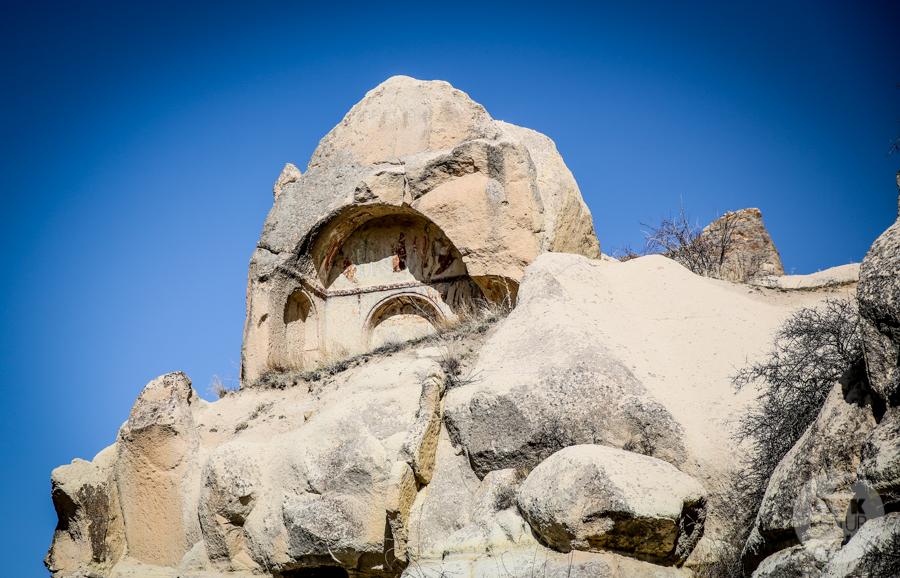 Kapadocja Goreme Muzeum 27 of 28 Park Narodowy Göreme / Göreme Açık Hava Müzesi [Atrakcje Kapadocji]