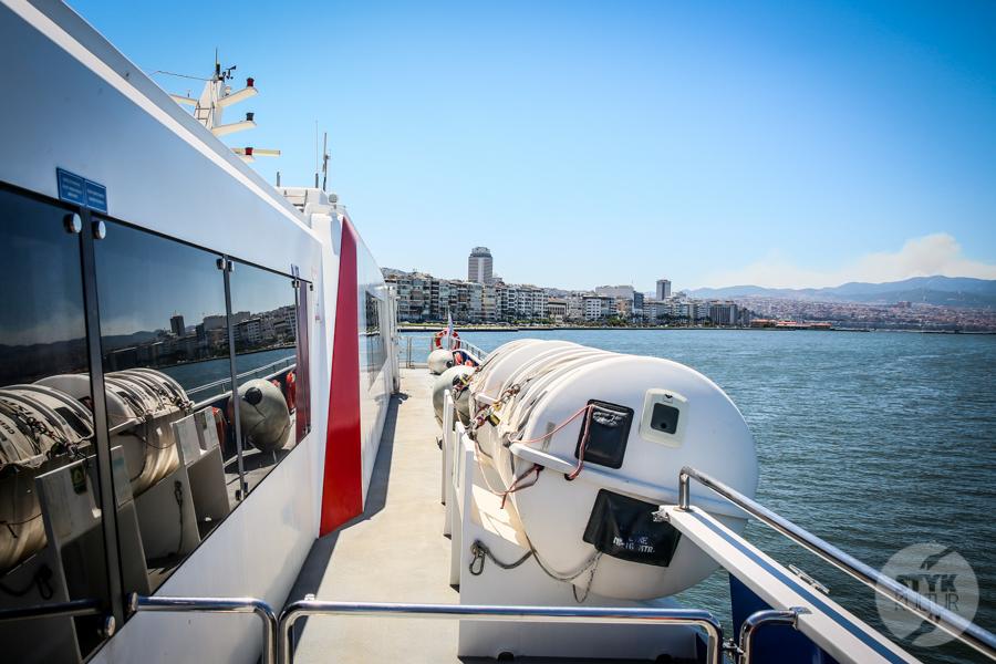 Izmir Cittaslow 3 of 4 Izmir pierwszą metropolią na świecie z pilotażowym tytułem Cittaslow Metropolis