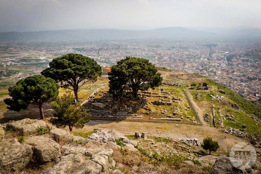 Pergamon Turcja 1 of 6 Gdzie leży starożytny Pergamon? Jak tam dotrzeć?