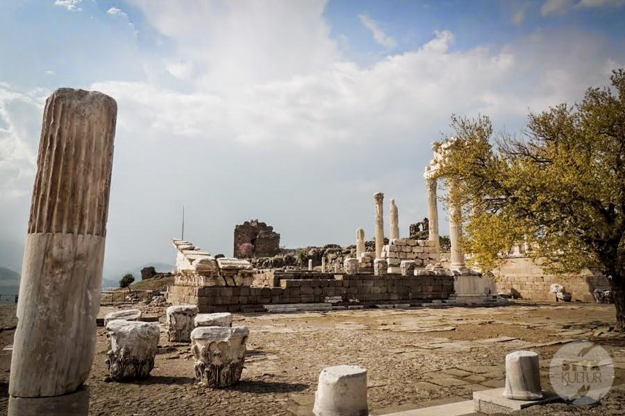 Pergamon Turcja 5 of 6 Gdzie leży starożytny Pergamon? Jak tam dotrzeć?
