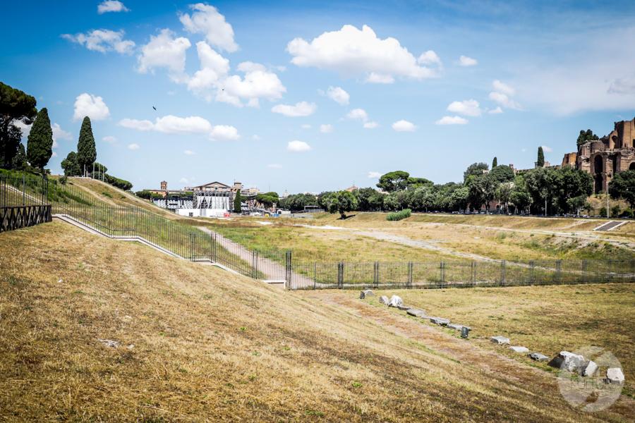 Rzym Circus Maximus 2 of 1 Letni sezon operowy wraca do Rzymu