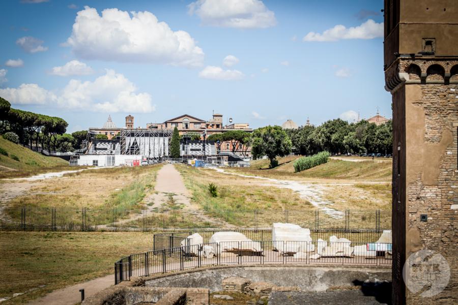 Rzym Circus Maximus 2 of 8 Letni sezon operowy wraca do Rzymu