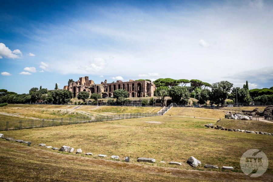 Rzym Circus Maximus 4 of 8 Letni sezon operowy wraca do Rzymu